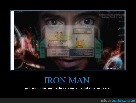 iron man pikachu no jodas