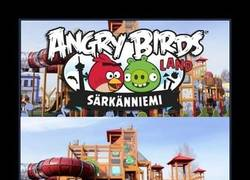Enlace a ANGRY BIRDS LAND