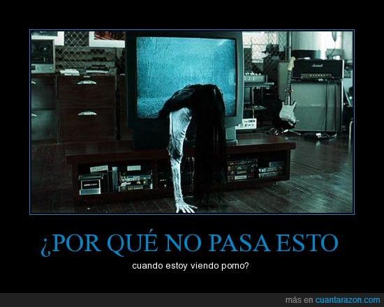cara,pelo,salir,samara,señal,television,the ring