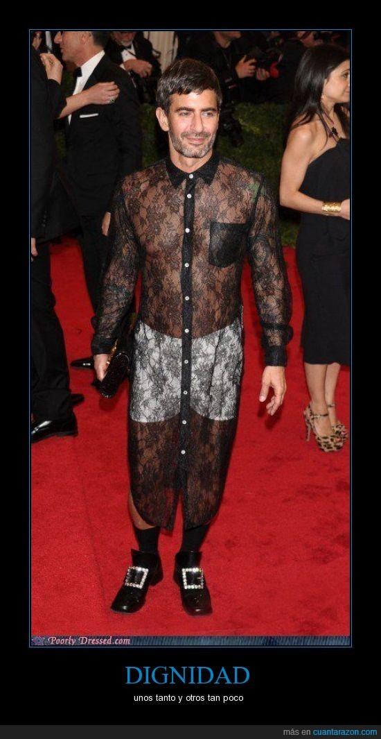 dignidad,marc jacobs,moda,transparente,túnica,vestido