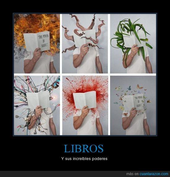 increible,libros,poderes