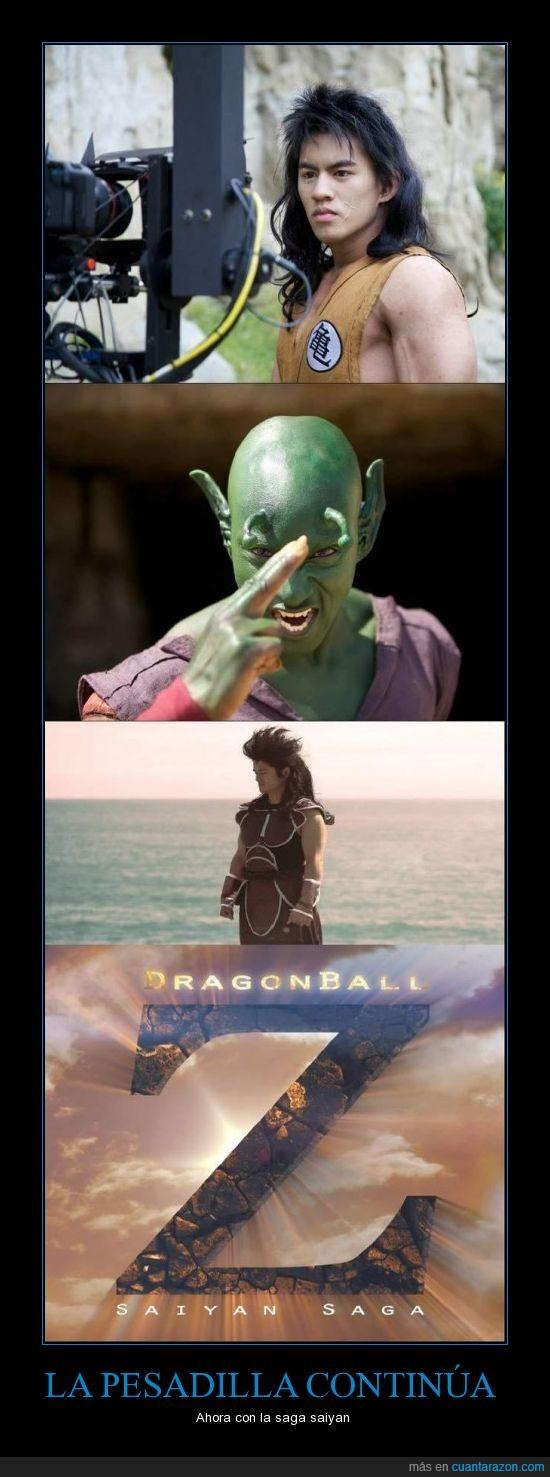 adaptacion,dragon ball,pelicula,real,sacrilegio