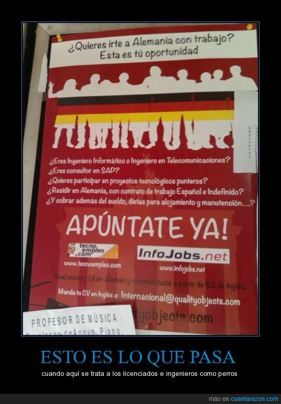alemania,emigración,empleo,ingenieros,licenciados,paro