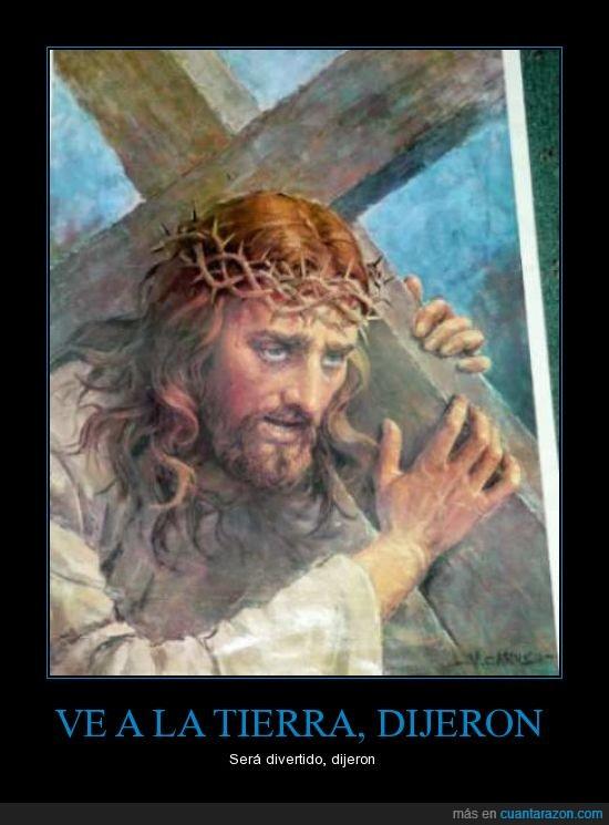 cargar,cruz,jesucristo,jesús,tierra