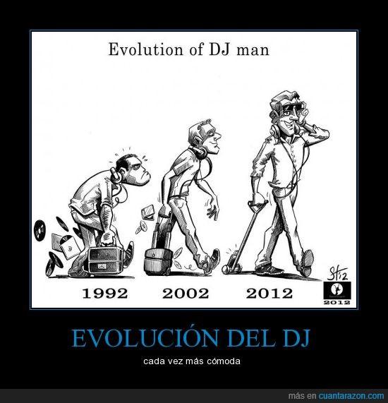 cd,dj digital,evolución,maleta,vinilos