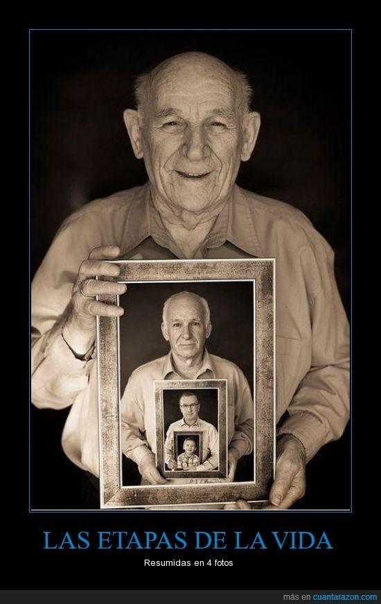 adulto,foto,joven,niño,viejo