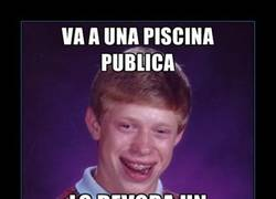 Enlace a BAD LUCK BRIAN