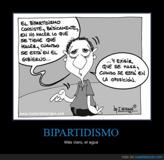 bipartidismo,canarias 7,morgan,política,pp,psoe