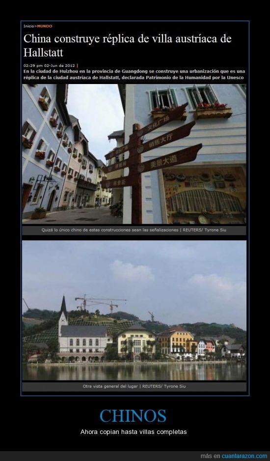 austria,chinos,ciudad,copia,toda,villa