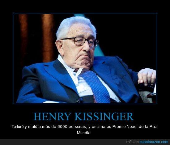 estados unidos,henry kissinger,paz,premio nobel