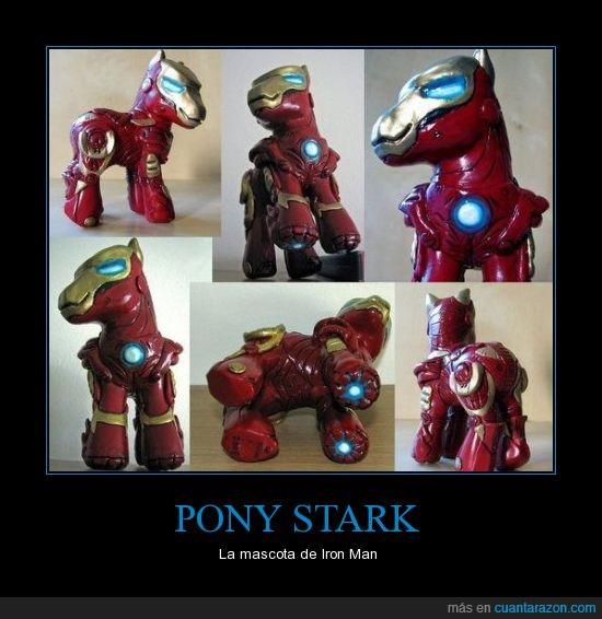 armadura,iron,iron man,ironman,man,mascota,pony,stark
