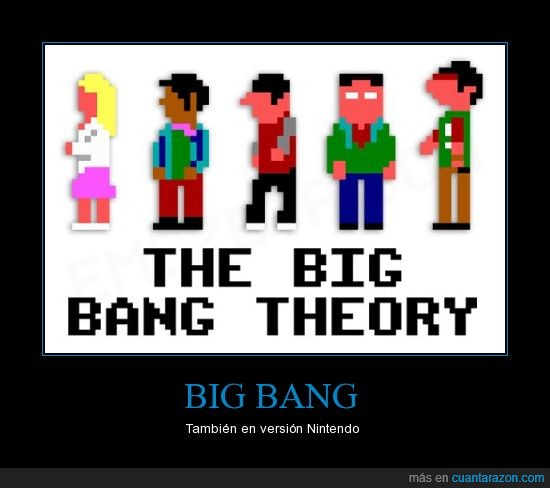 bits,nintendo,tbbt,the big ban theory