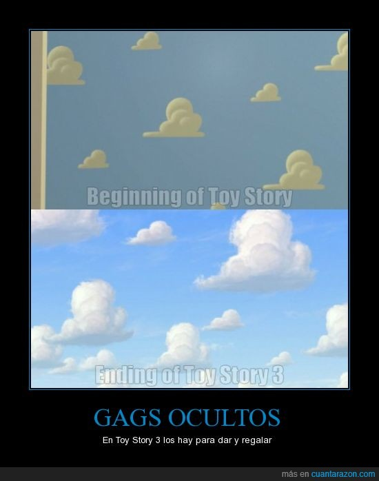final,gags,nubes,principio,Toy Story