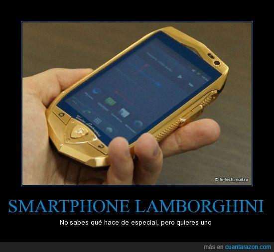 calidad,caro,dorado,lamborghini,lujo,pijo,Smartphone