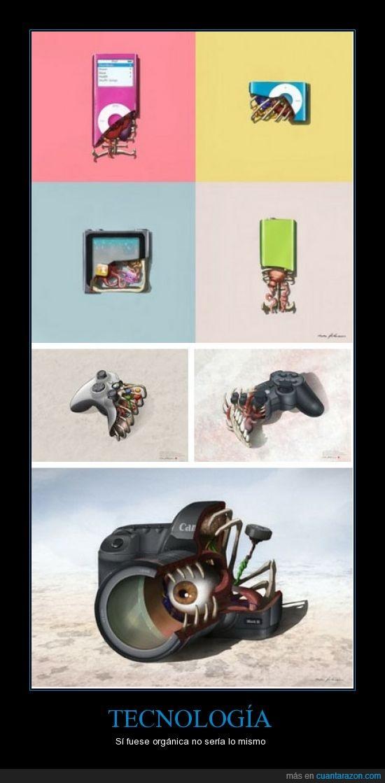 camara,mando,tecnologia