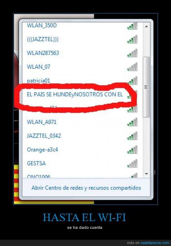 conexion,el,hunde,nombre,nosotros,pais,vecino,wifi