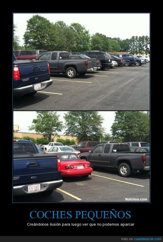 aparcamiento,coche,no,pequeño