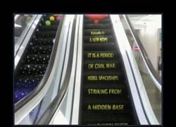 Enlace a STAIR WARS