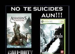 Enlace a NO TE SUICIDES