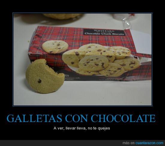 chocolate,crisis,galletas