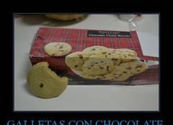 Enlace a GALLETAS CON CHOCOLATE