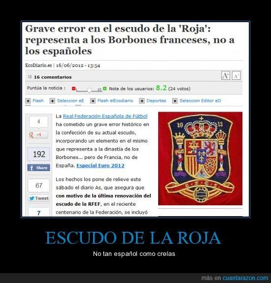 Camperón,Error,Escudo,España,La roja,Selección