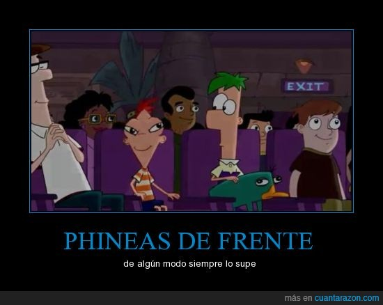 frente,phineas,saber