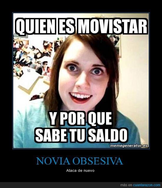 Ataca,Movistar,Novia Obsesiva,Nuevo
