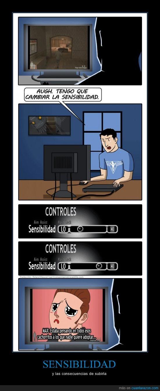 doble sentido,llorar,pantalla,sensibilidad,videojuego