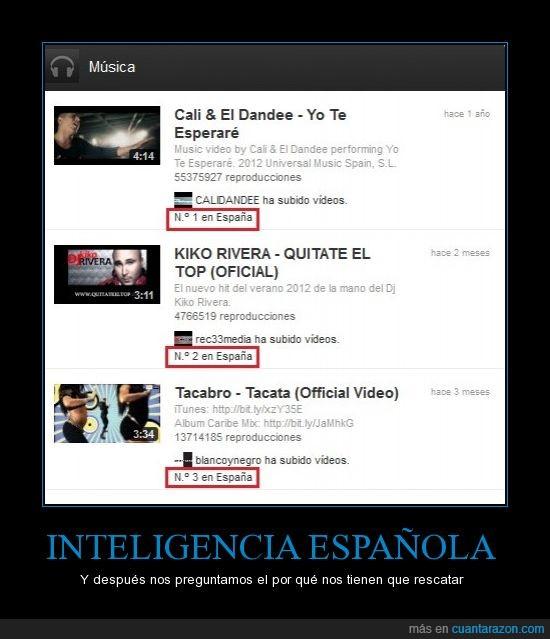 crisis,españa,inteligencia,musica