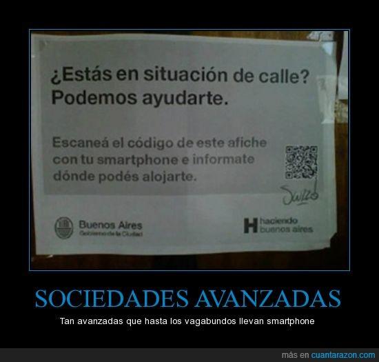 argentina,avanzadas,buenos aires,calle,smartphone,sociedades
