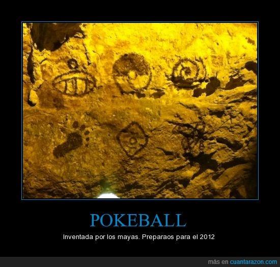 2012,cueva,jeroglificos,mayas,mexico,pared,pokemon