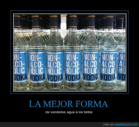 agua,alcohol,alcoholic,botella,non,sin,vodka