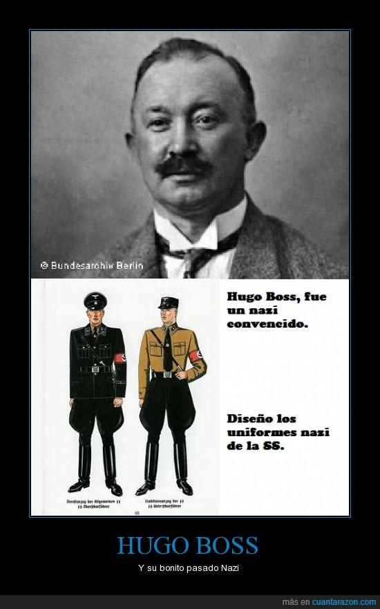 alemania,diseñador,hugo boss,nazi,perfume,ropa