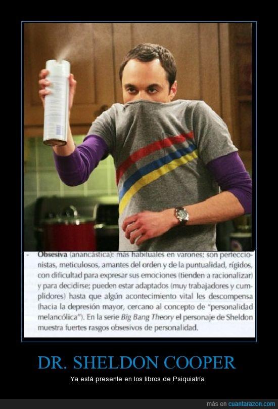 BBT,Psiquiatria,Sheldon,Sheldon Cooper,The Big Bang Theroy