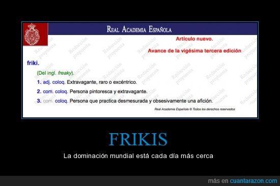 academia,diccionario,drae,española,friki,oficial,rae,real