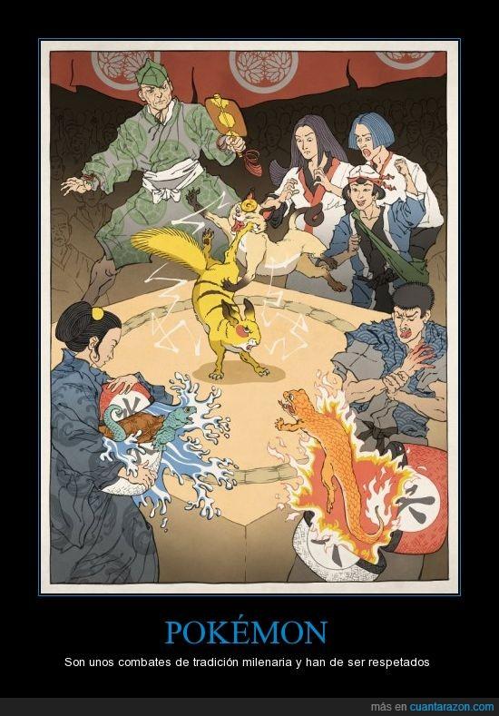 charmander,China,Chino,Dibujos,pikachu,Pokémon,squirtle