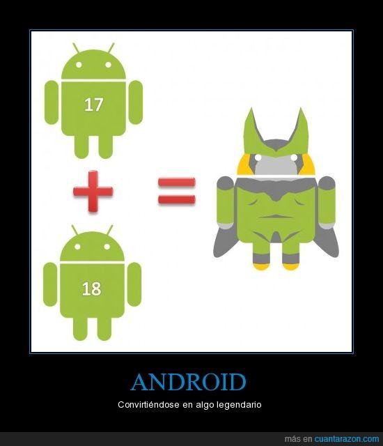 Android,Cell,Celula,Dragon Ball