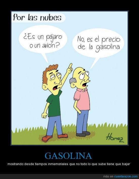 crisis,gasolina,nubes,petroleo,precio