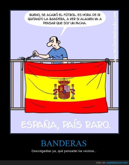 bandera,España,Facha,Futbol,Yo soy español español español