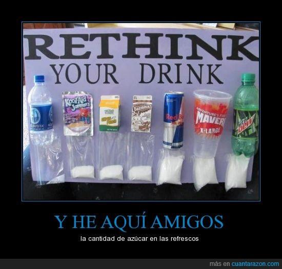 azucar,bebidas,refresco