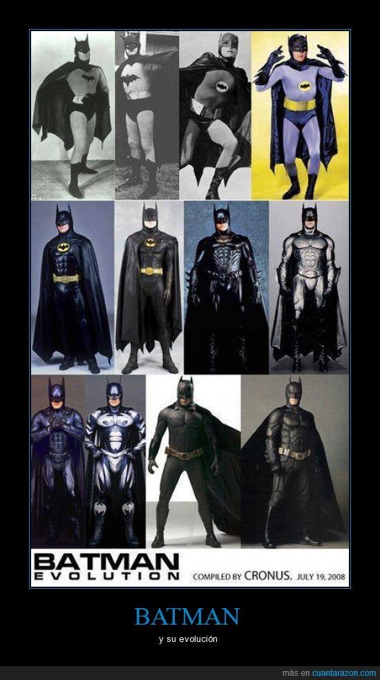 batman,cambia,cambio,evolucion,traje
