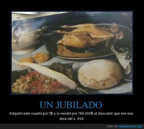 antiguedad,antiguo,cuadro,flamenco,subasta,suerte