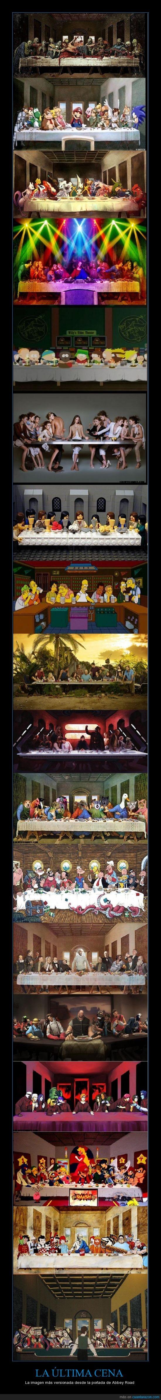filosoraptor,lego,lost,mario,pokemon,simpsons,star wars,última cena,zombies