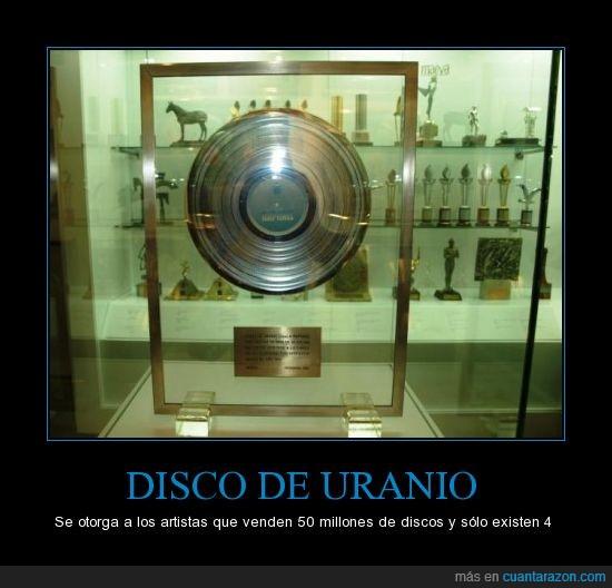 50,cincuenta,copia,disco,Jesulín tiene uno,millon,uranio