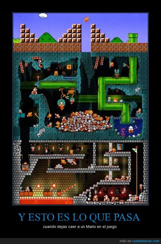 Mario Bross,mundo,Nintendo,videojuegos