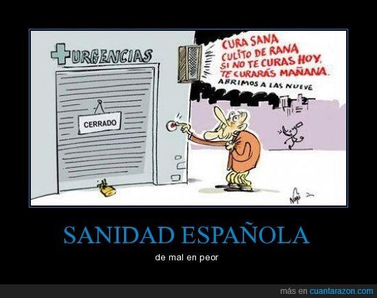 española,sanidad,urgencias,viejos