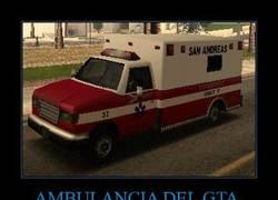 Enlace a AMBULANCIA DEL GTA