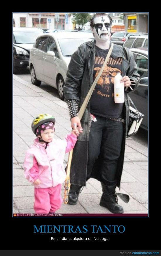 black metal,gotico,malos padres,maquillaje,metalero,negro,niña,rosa