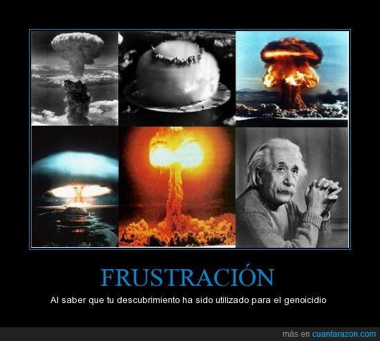 albert einstein,atomica,bomba,energia,intelecto,invento,nuclear